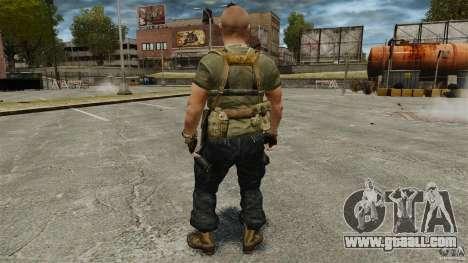 Jason Hudson for GTA 4 third screenshot