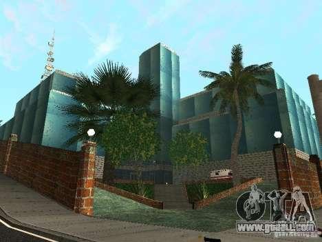 Obnovlënyj Hospital of Los Santos v. 2.0 for GTA San Andreas