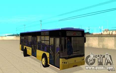 Laz-A183 City Laz for GTA San Andreas