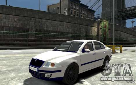Skoda Octavia II 2005 for GTA 4