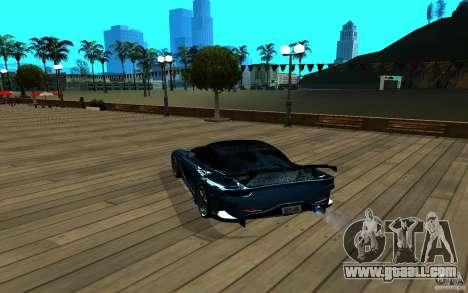 ENB for any computer for GTA San Andreas forth screenshot