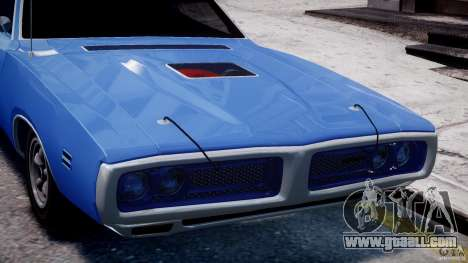 Dodge Charger RT 1971 v1.0 for GTA 4 interior