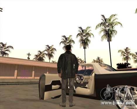 Skin is a member of the mafia for GTA San Andreas third screenshot