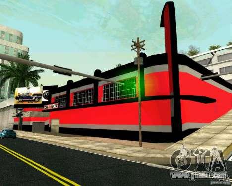OVERHAULIN Workshop for GTA San Andreas second screenshot