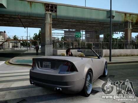 Feltzer BR-12 for GTA 4 back left view