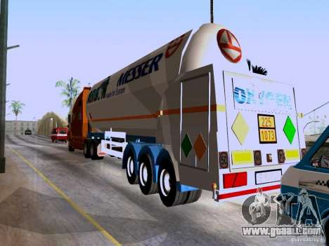 Trailer Renault Premium for GTA San Andreas