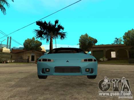 Mitsubishi Eclipse 1998 Need For Speed Carbon for GTA San Andreas right view