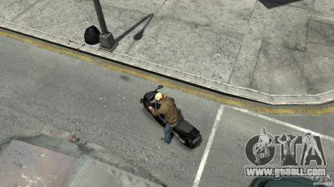 Helm Volcom, Metallica & Simpsons for GTA 4 forth screenshot