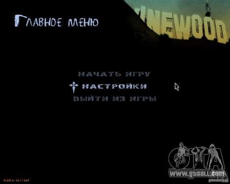 NewFontsSA 2012 for GTA San Andreas third screenshot