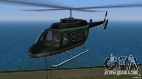 FBI Maverick for GTA Vice City