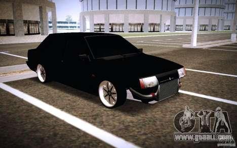 VAZ 21099 Turbo for GTA San Andreas