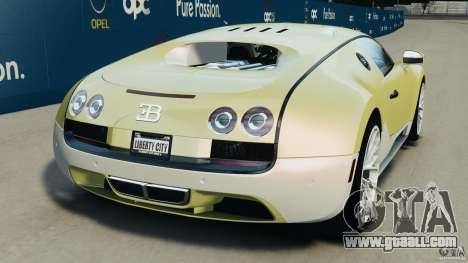 Bugatti Veyron 16.4 Super Sport 2011 v1.0 [EPM] for GTA 4 back left view
