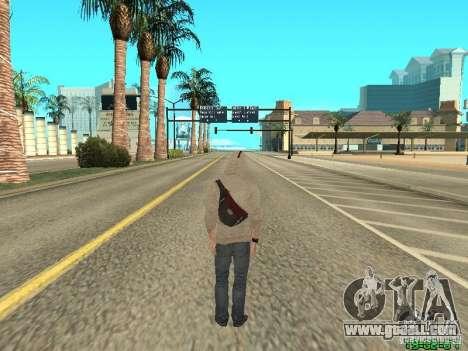 Desmond Miles for GTA San Andreas third screenshot