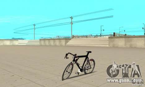 Bike Turmac Legnano for GTA San Andreas