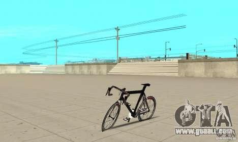 Bike Turmac Legnano for GTA San Andreas
