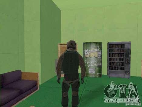 Military pilot for GTA San Andreas third screenshot