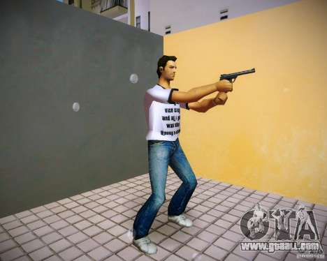 Pak from GTA 4 The Ballad of Gay Tony for GTA Vice City forth screenshot