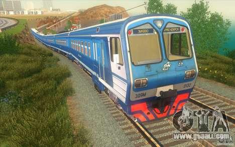ÈD9M-0132A for GTA San Andreas