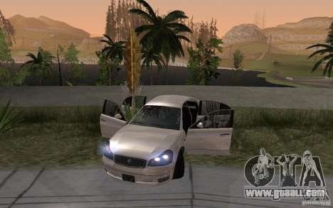 Car crash from GTA IV for GTA San Andreas third screenshot