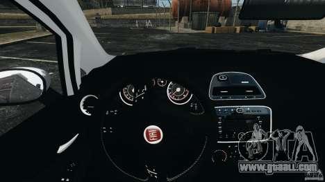 Fiat Punto Evo Sport 2012 v1.0 [RIV] for GTA 4 engine
