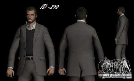 La Cosa Nostra for GTA San Andreas forth screenshot