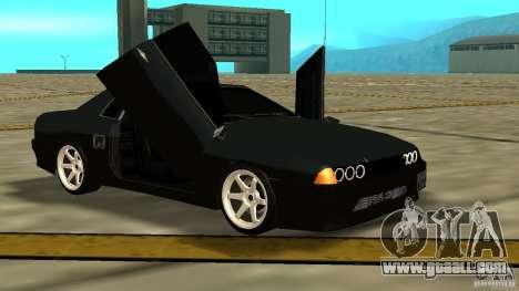 Elegy MIX V.1 for GTA San Andreas left view