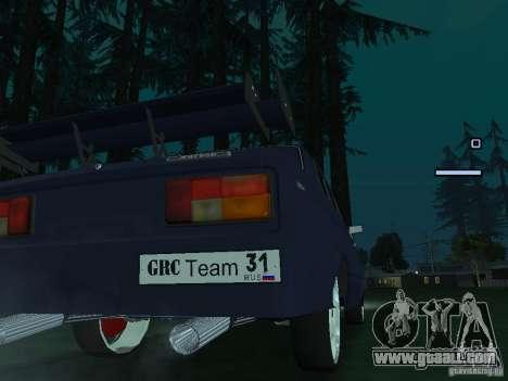 VAZ 2105 Drift King for GTA San Andreas right view