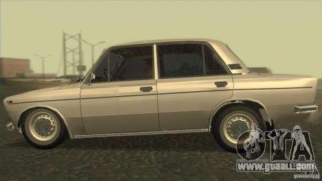 VAZ 2103 Resto for GTA San Andreas left view