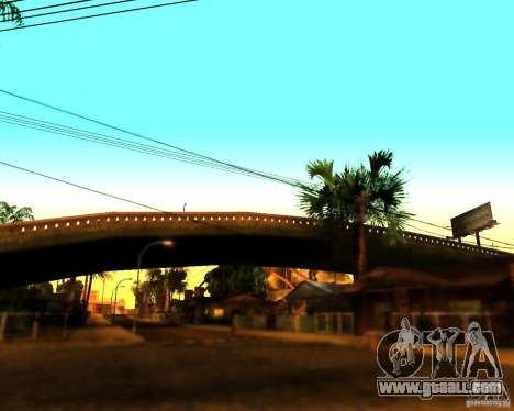 ENB For medium PC for GTA San Andreas forth screenshot