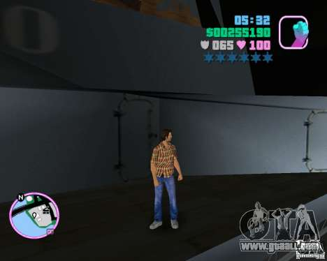 HD Skins for GTA Vice City third screenshot