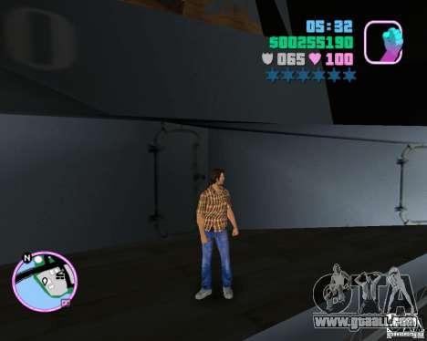 HD Skins for GTA Vice City third screenshot