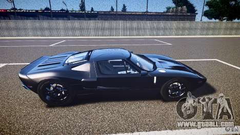 Ford GT1000 2006 Hennessey [EPM] EXTREME VERSION for GTA 4 left view