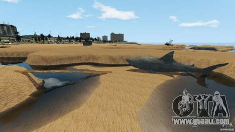 Gobi Desert for GTA 4 ninth screenshot