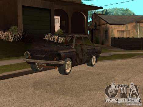 ZAZ-968 Abandoned for GTA San Andreas