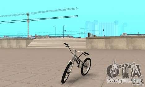 CS bikes BMX for GTA San Andreas