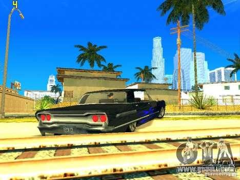 The New Graph By jeka_raper for GTA San Andreas third screenshot