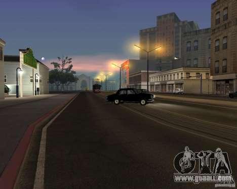 LM-2008 for GTA San Andreas interior