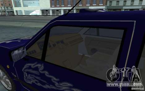 Yugo 45 Tuneable for GTA San Andreas upper view