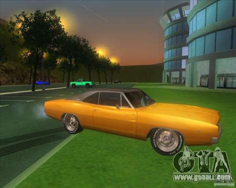 Dodge Charger RT 1968 for GTA San Andreas