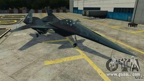 ADF-01 Falken for GTA 4