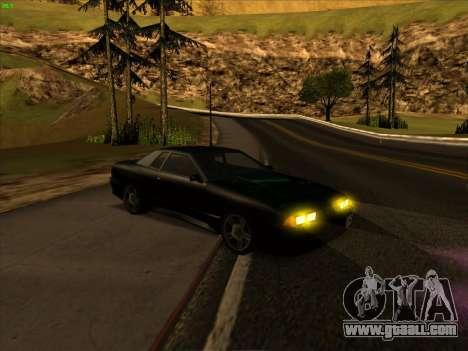 Elegy S13 for GTA San Andreas