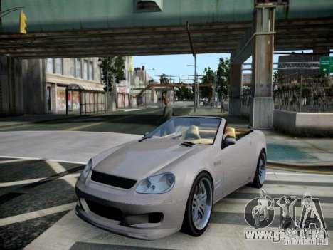 Feltzer BR-12 for GTA 4