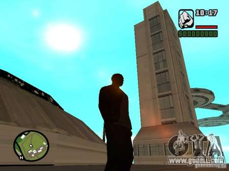 House 4 cadets from the game Star Wars for GTA San Andreas second screenshot