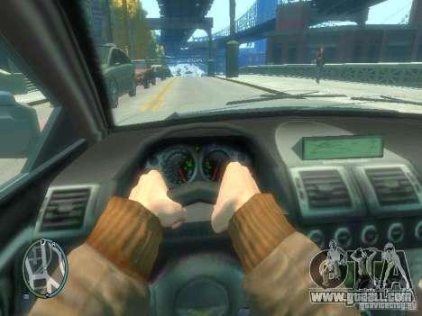 Type of car for GTA 4 sixth screenshot