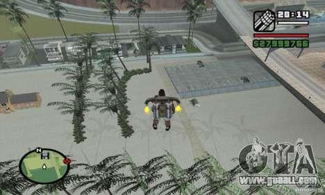 Paradise Beach for GTA San Andreas second screenshot