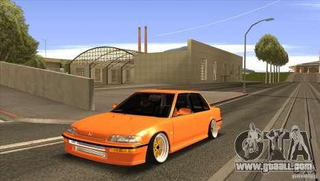 Honda Civic EF9 Sedan for GTA San Andreas