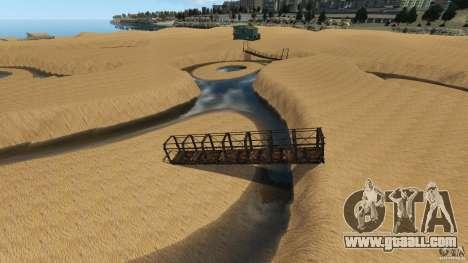 Gobi Desert for GTA 4 sixth screenshot