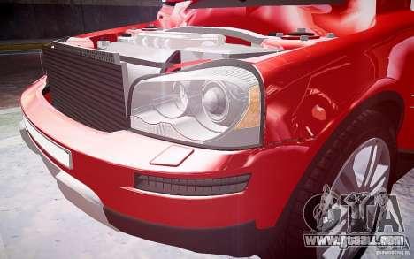 Volvo XC 90 for GTA 4 wheels