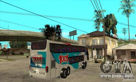 Marcopolo Paradiso 1800 G6 8x2 for GTA San Andreas right view