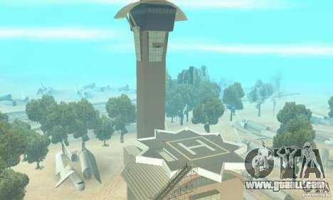 Base of CJ mod for GTA San Andreas